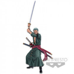 ZORO RORONOA ONE PIECE SWORDSMEN VOL 1 FIGURE