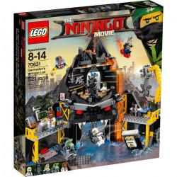 GARMADON'S VOLCANO LAIR SET LEGO NINJAGO MOVIE BOX 70631