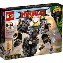 QUAKE MECH LEGO NINJAGO MOVIE BOX 70632