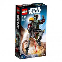 BOBA FETT STAR WARS LEGO BUILDABLE FIGURE 75533