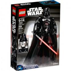 DARTH VADER STAR WARS LEGO UILDABLE FIGURE 75534