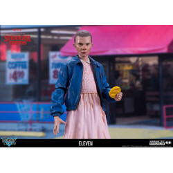ELEVEN STRANGER THINGS ACTION FIGURE