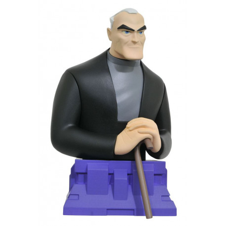 BRUCE WAYNE DC COMICS BATMAN BEYOND RESIN BUST