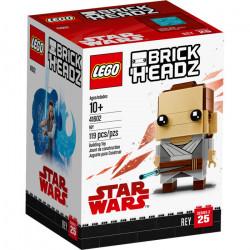 REY STAR WARS LEGO BRICK HEADZ 41602