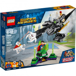 SUPERMAN AND KRYPTO TEAM-UP DC SUPER HEROES LEGO 76096