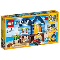 LES VACANCES A LA PLAGE LEGO CREATOR BOX 31063