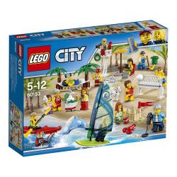 LA PLAGE LEGO CITY BOX