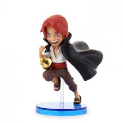SHANKS ONE PIECE 20TH ANNIVERSARY HISTORY RELAY VOL 1 WCF FIGURE