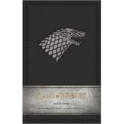GAME OF THRONES CARNET MAISON STARK