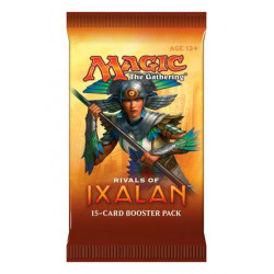 RIVALS OF IXALAN BOOSTER MAGIC THE GATHERING ANGLAIS