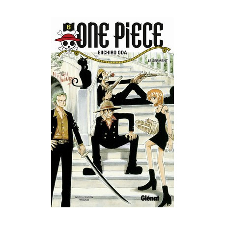 ONE PIECE - EDITION ORIGINALE - TOME 06