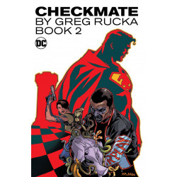 CHECKMATE BY RUCKA VOL 2