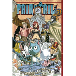 FAIRY TAIL T21