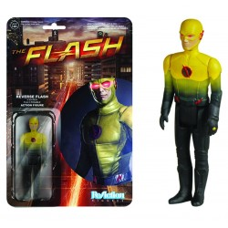 REACTION THE FLASH - REVERSE FLASH - ACTION FIGURE