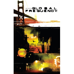 GLOBAL FREQUENCY DELUXE ED HC