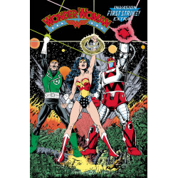 WONDER WOMAN BY GEORGE PEREZ TP VOL 3