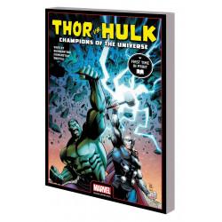 THOR VS HULK TP CHAMPIONS OF UNIVERSE