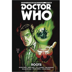 DOCTOR WHO 11TH SAPLING TP VOL 2 ROOTS