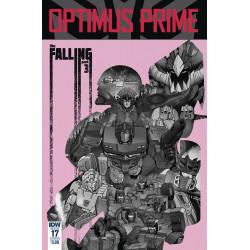 OPTIMUS PRIME 17 CVR A ZAMA