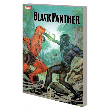 BLACK PANTHER TP BOOK 5 AVENGERS OF NEW WORLD PART 2