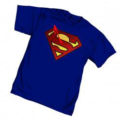 SUPERMAN WATCHMEN SYMBOL DC COMICS T SHIRT SIZE MEDIUM