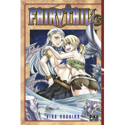 FAIRY TAIL T45