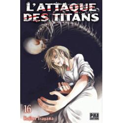 L'ATTAQUE DES TITANS T16