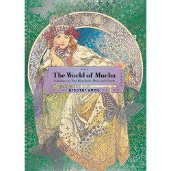 THE WORLD OF MUCHA /ANGLAIS/JAPONAIS