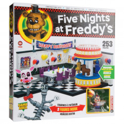 GAME AREA FIVE NIGHTS AT FREDDY'S CONSTRUCTION SET