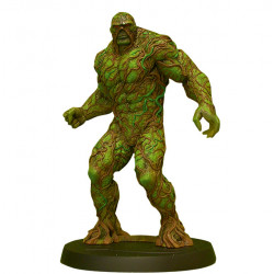 SWAMP THING DC COMICS SUPER HERO COLLECTION FIGURE SPECIAL 6