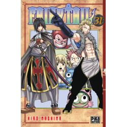 FAIRY TAIL T31