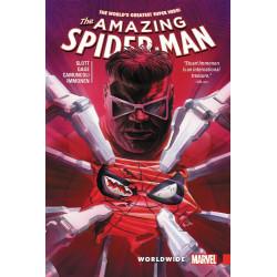 AMAZING SPIDER-MAN WORLDWIDE VOL.3 HC