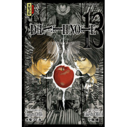 DEATH NOTE T13 (GUIDE)