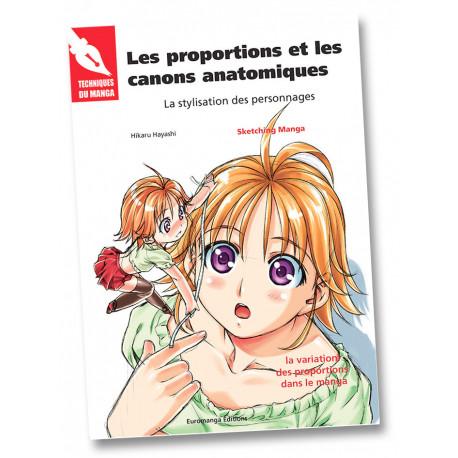 LES PROPORTIONS ET LES CANONS ANATOMIQUES