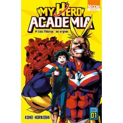 MY HERO ACADEMIA T01