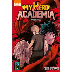 MY HERO ACADEMIA T10