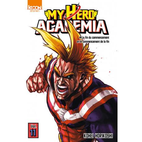 MY HERO ACADEMIA T11