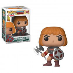 BATTLE ARMOR HE-MAN MASTERS OF THE UNIVERSE POP! TELEVISION VYNIL FIGURE