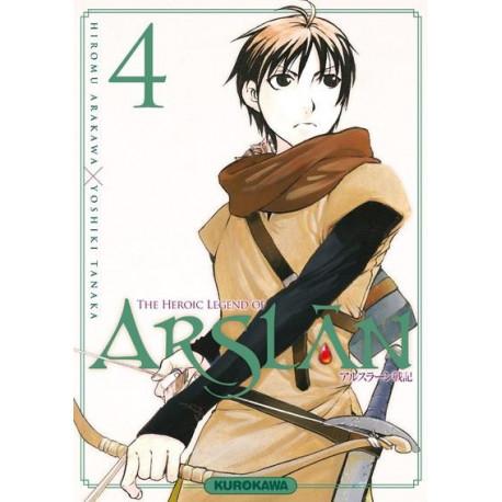 ARSLAN - TOME 4