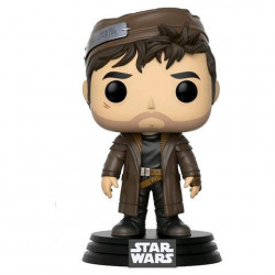 DJ EXCLUSIVE VERSION STAR WARS EPISODE 8 POP! VINYL BOBBLE FIGURE