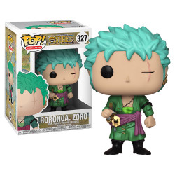RORONOA ZORO ONE PIECE POP! ANIMATION VYNIL FIGURE