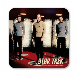 STAR TREK KIRK MCCOY AND SPOCK COASTER