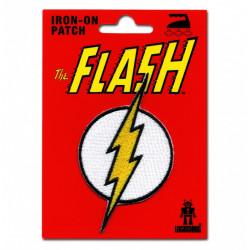FLASH DC COMICS IRON ON PATCH