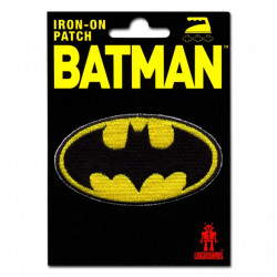 BATMAN DC COMICS IRON ON PATCH