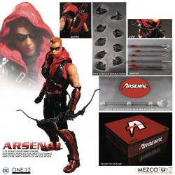 ARSENAL DC COMICS ONE:12 PREVIEWS EXCLUSIVE ACTION FIGURE