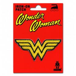 WONDER WOMAN DC COMICS IRON ON PATCH