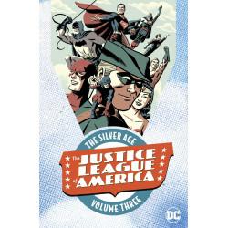 JUSTICE LEAGUE OF AMERICA SILVER AGE VOL.3