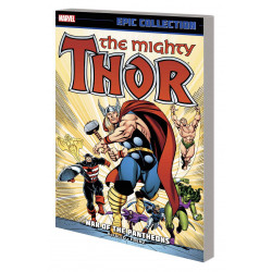 THOR EPIC COLLECTION WAR OF THE PANTHEONS
