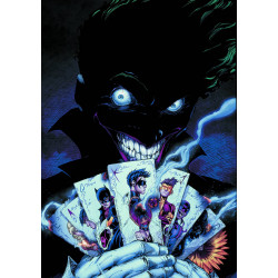 TEEN TITANS VOL.3 DEATH OF THE FAMILY