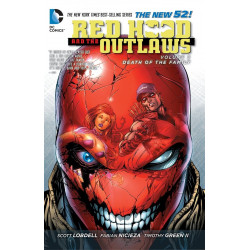RED HOOD AND THE OUTLAWS VOL.3 DEATH OF THE FAMILY
